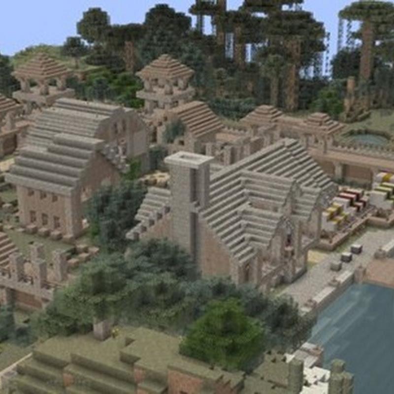 Minecraft 1.4.6 - Aza's Arid Texture pack 128x