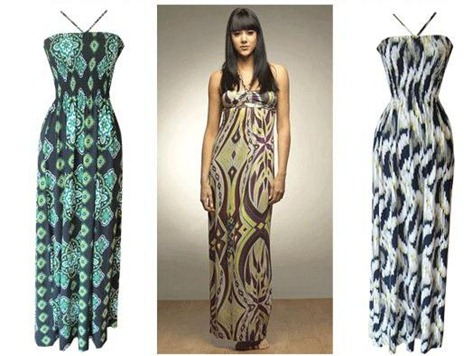 maxi dress - bkk 3