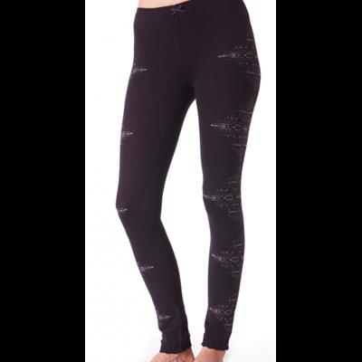#263 Mollendo leggings almostblack