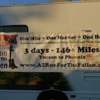 AZ Run for the Fallen 2014 Day 2