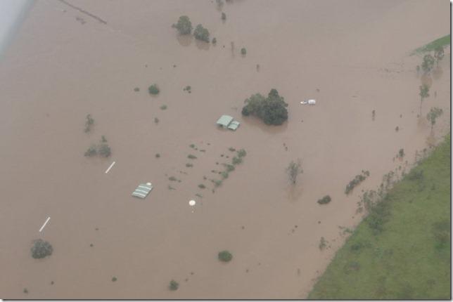 Mingo Crossing 2011 Flood - 1