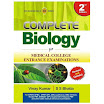 Complete Biology for Medical College Entrance Examination ( Front View )