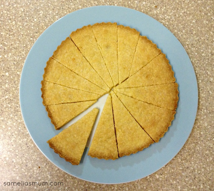Shortbread Round