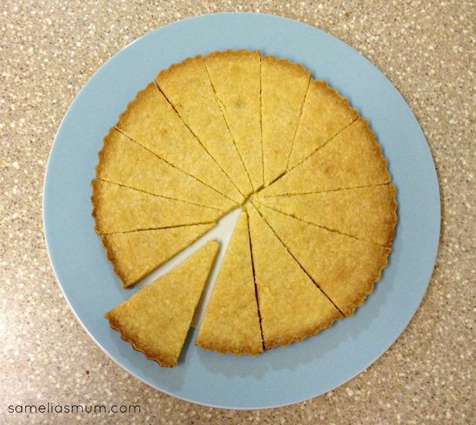 Shortbread Round