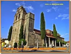 iglesia asuncion villalba de los llanos