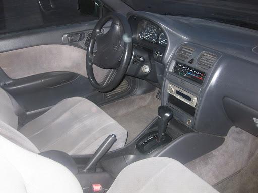 My old Subaru wagon, for sale
