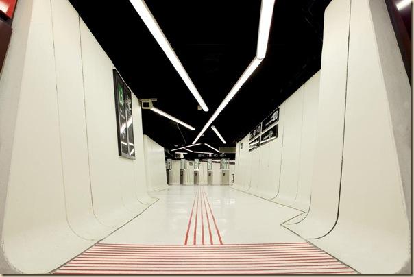 24 stations de métro stupéfiantes (10)