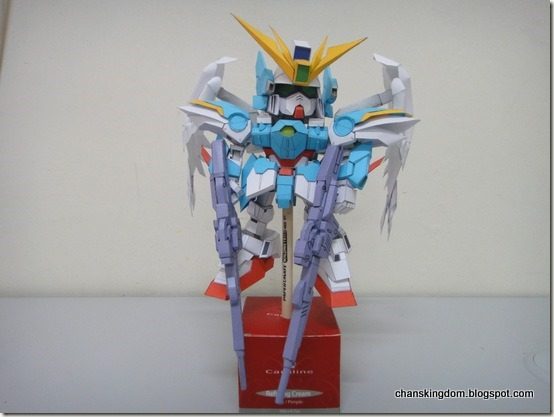SD Wing Zero Custom-023