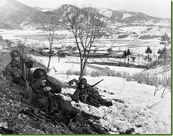 korean war soldiers