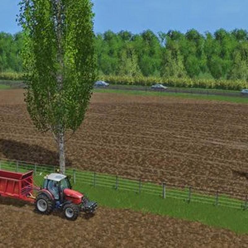 Farming simulator 2015 - Northoak Township v 1.0