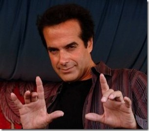 David Copperfield net worth in 2011