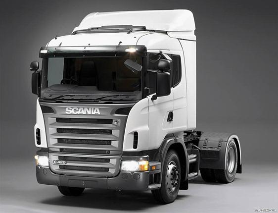 Camiones Scania g420