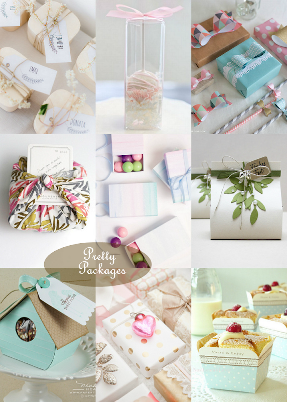 Round Up Pretty Packages