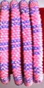 rollover bracelet pink