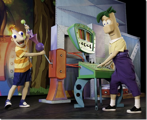 Phineas & Ferb Live 2