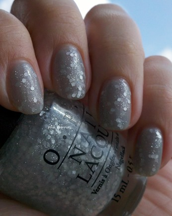 OPI Pirouette My Whistle over My Pointe Exactly