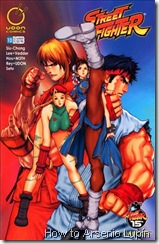 P00012 - Street Fighter I No #10