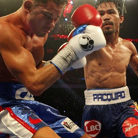 Manny Pacquiao vs. Chris Algieri
