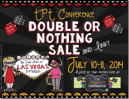 Vegas sale promo