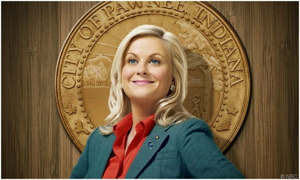 "Amy Poehler stars in ""PARKS AND RECREATION"""