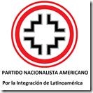 Partido Nacionalista Americano, por la integración de América  ¡Salve América!