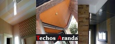 Techos en Poyo
