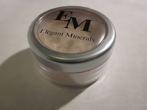 Elegant Minerals Mineral Foundation ($9.50 for 10g)