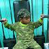 Bila g gym bawak anak !