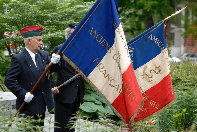 Commémoration du 8 Juin 2012