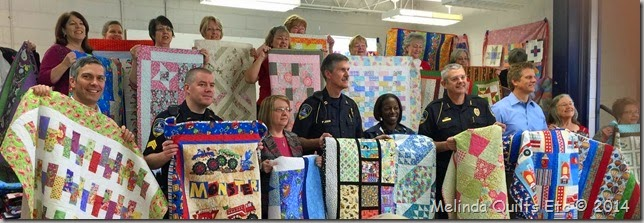Quilts for the Police