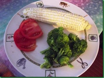 Dinner Tues Nite