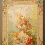 Gobelin 8051, Bouquet cornemuse, 150x110cm