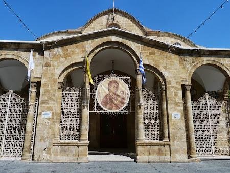 Obiective turistice Nicosia: Biserica Faneromeni