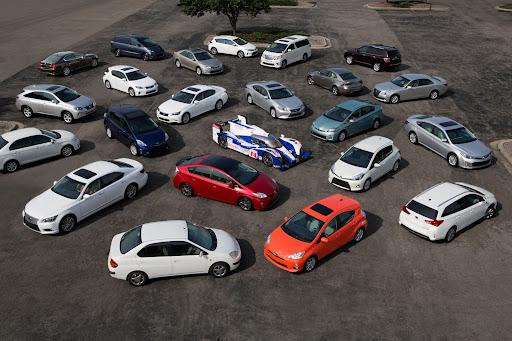 2015 sonuna kadar 15 yeni ve yenilenmiş hibrit model satışa sunacak