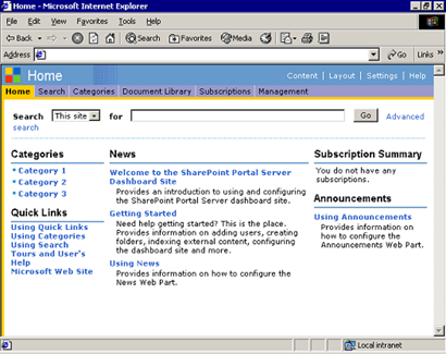 Creating a Corporate Web Part Gallery for SharePoint Portal Server ...