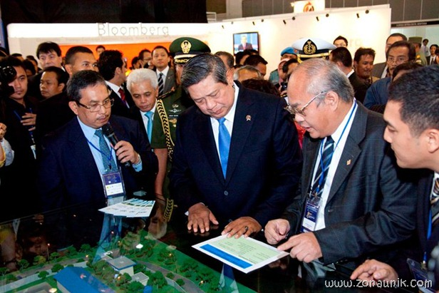 foto keseharian Presiden Indonesia Susilo Bambang Yudhoyono (37)