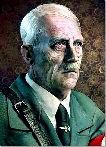 ADOLF HITLER IN OLD AGE, BY ANDRZEJ DRAGAN