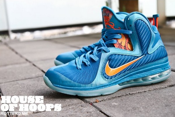 Nike LeBron 9 8220China8221 Coming to Europe on December 1st