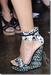 DKNY SPRING 2012 RTW Sandal ShoesNBooze