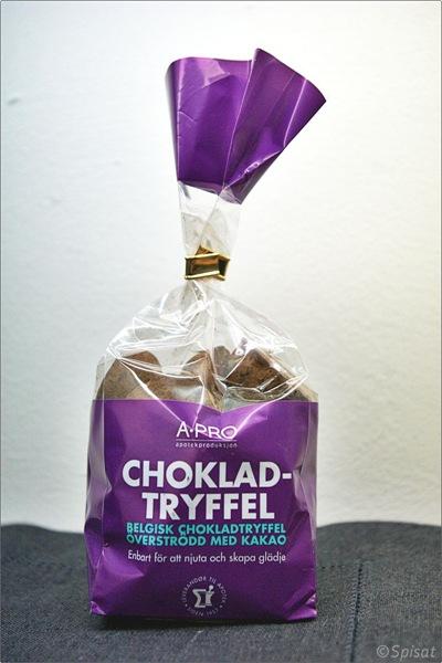 Chokladtryffel Julgodis A-PRO 04