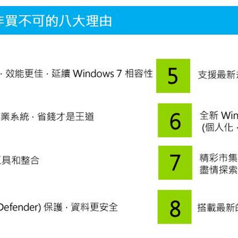 Windows 8 破解序號外流