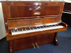 Bechstein model 10 upright piano for sale