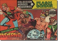 P00025 - Heroes Modernos Serie B