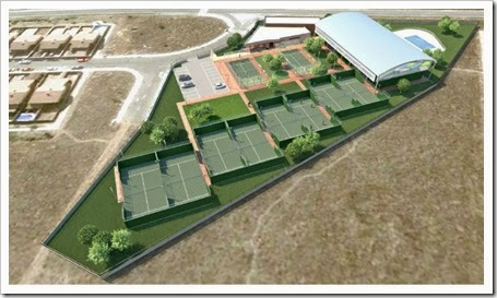 Imagen del Club Greenvilas Meco Sports Center, pádel y mucho más.