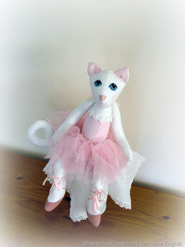 Ballerina kitty 2