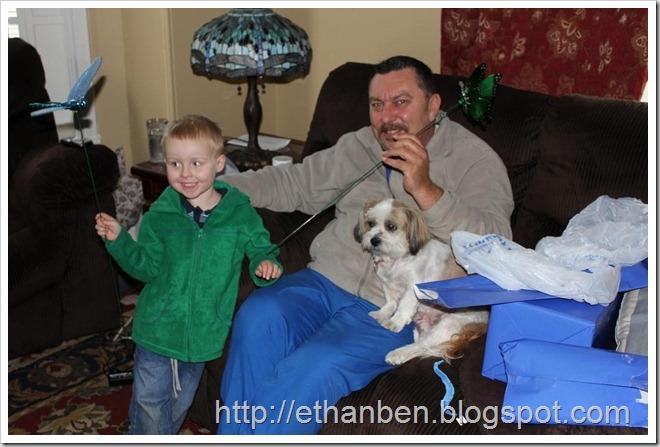 Happy Birthday Uncle Graham