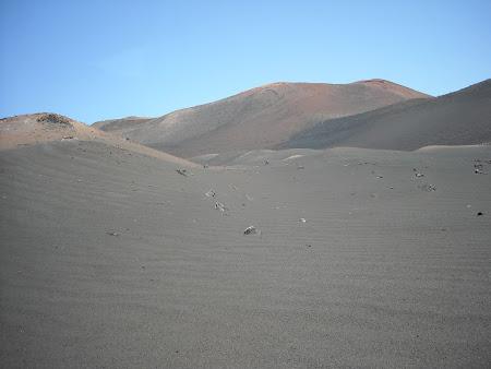 Peisaj din Timanfaya Lanzarote