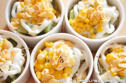 東海芙蘿拉美味廚房-前菜沙拉