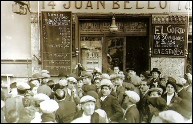 Casa bello loteria nacional 1930