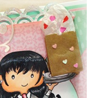 Gilli Waitress_SimpleLove bag